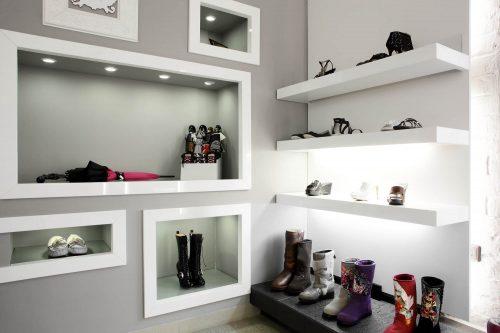 meuble à chaussures